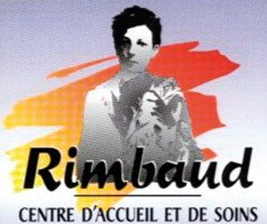Premier logo du Centre Rimbaud