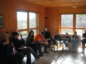 Centre Rimbaud - Formation des bénévoles