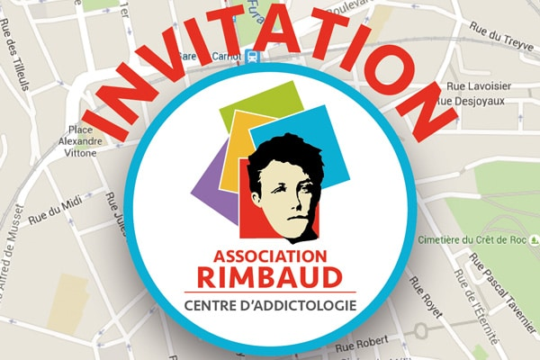 Centre Rimbaud - Invitation