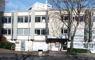 Le Centre Rimbaud à Saint-Etienne