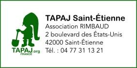 Logo de Tapaj Saint-Étienne