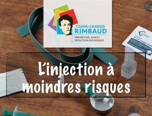 «L'injection à moindres risques», un outil RDRD téléchargeable