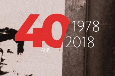 Assemblée générale et 40 ans de l'association Rimbaud