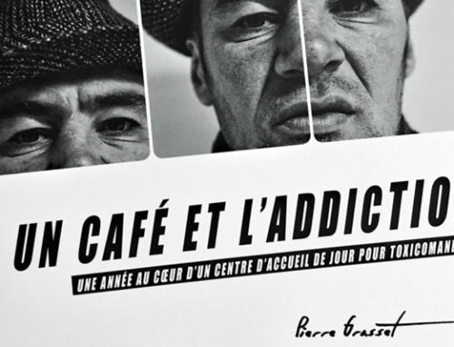 Sortie du livre «Un café et l'addiction» de Pierre Grasset