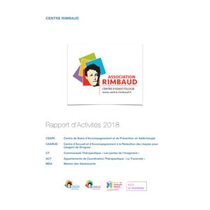 Rapport d'activité 2018 de l'Association Rimbaud