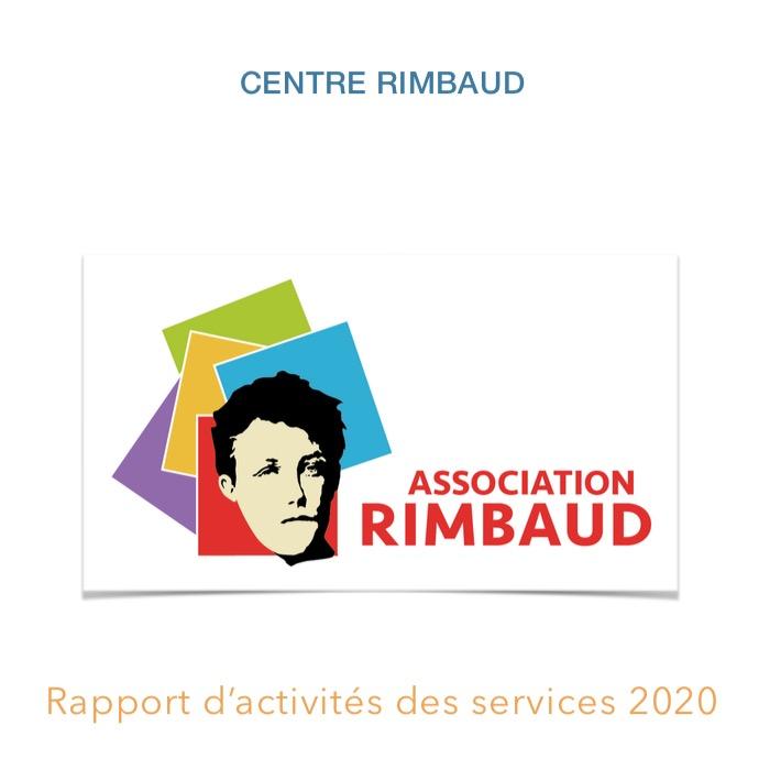 Rapport d'activité 2020 de l'Association Rimbaud
